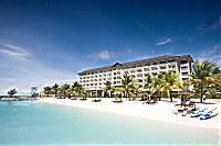 Blick auf das Haupthaus des Palau Royal Resort