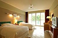 Superior Zimmer mit Blick auf die Bucht