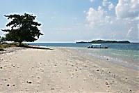 Strand des Pearl Beach Resort