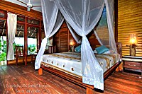 Deluxe-Zimmer in Raja Ampat Dive Lodge