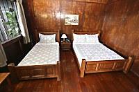 Zweibettzimmer im Rose Garden Resort