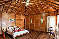 Bungalow des Sali Bay Resort