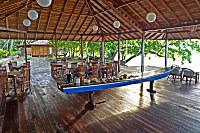 Restaurant des Sali Bay Resort