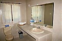 Badezimmer Selayar Dive Resort