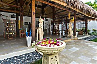 Großer Spa-Bereich des Siddhartha Resort