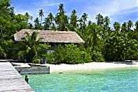 Hauptgebäude Sorido Bay Resort