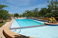 Swimmingpool des Talima Beach Resort