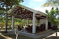 Restaurant vom Talima Beach Resort