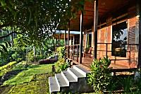 Bungalow des Thalassa Dive Resort