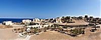 Panorama Ansicht des The Oasis Resort