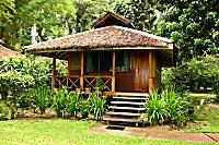 Bungalow des Walindi Plantation Resort